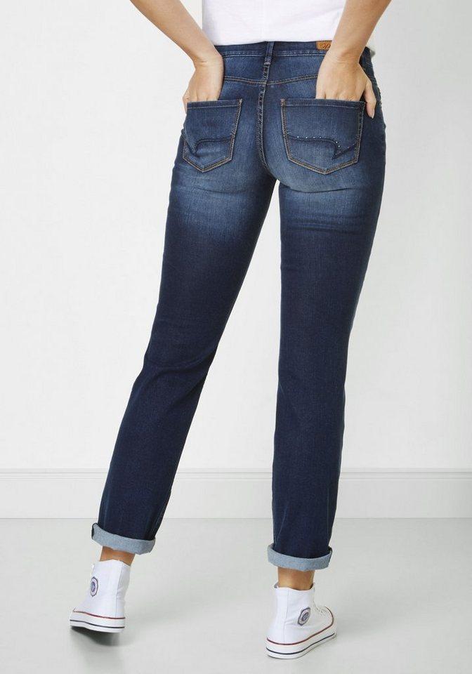 PADDOCK´S 5-Pocket Jeans »TRACY«