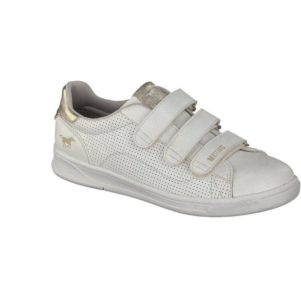 mustang shoes slipper mit klettverschluss kaufen otto. Black Bedroom Furniture Sets. Home Design Ideas