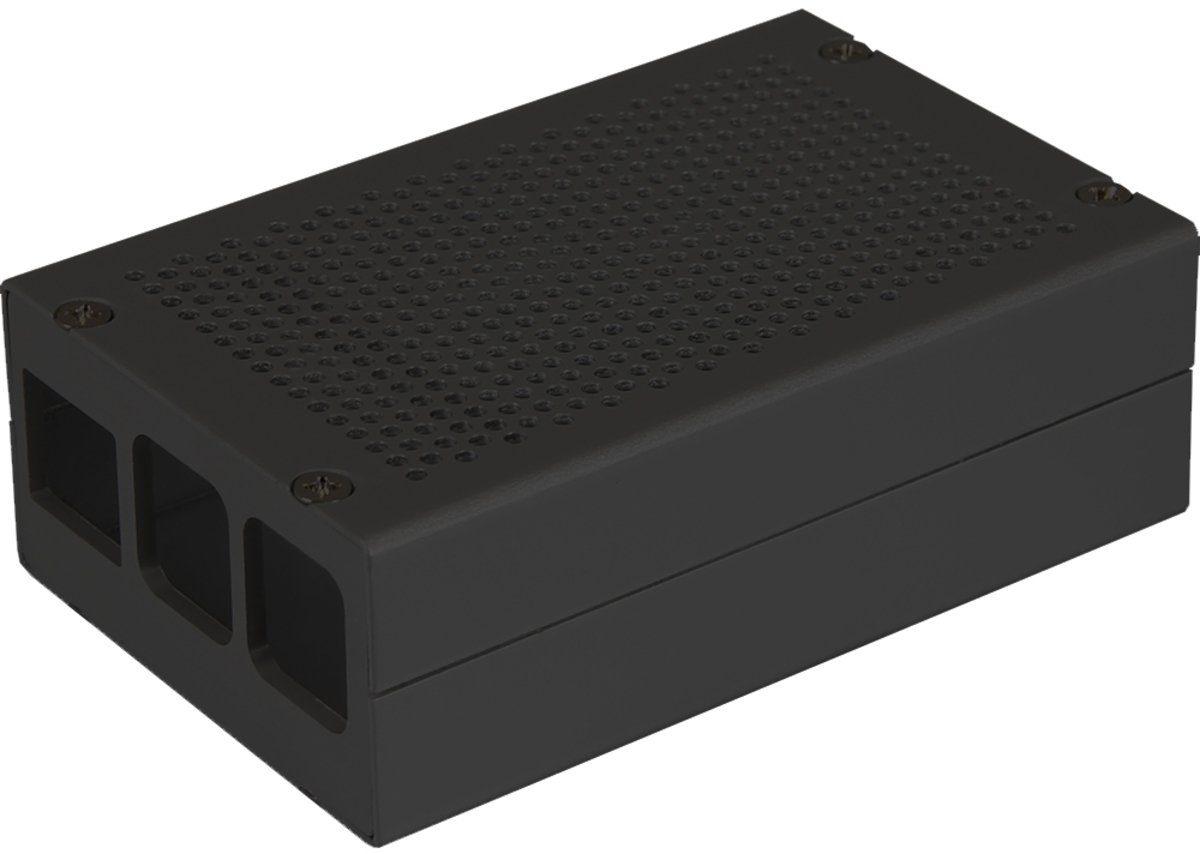Raspberry Pi Foundation Zubehör »Pi B+, 2 und 3 Aluminium Gehäuse«