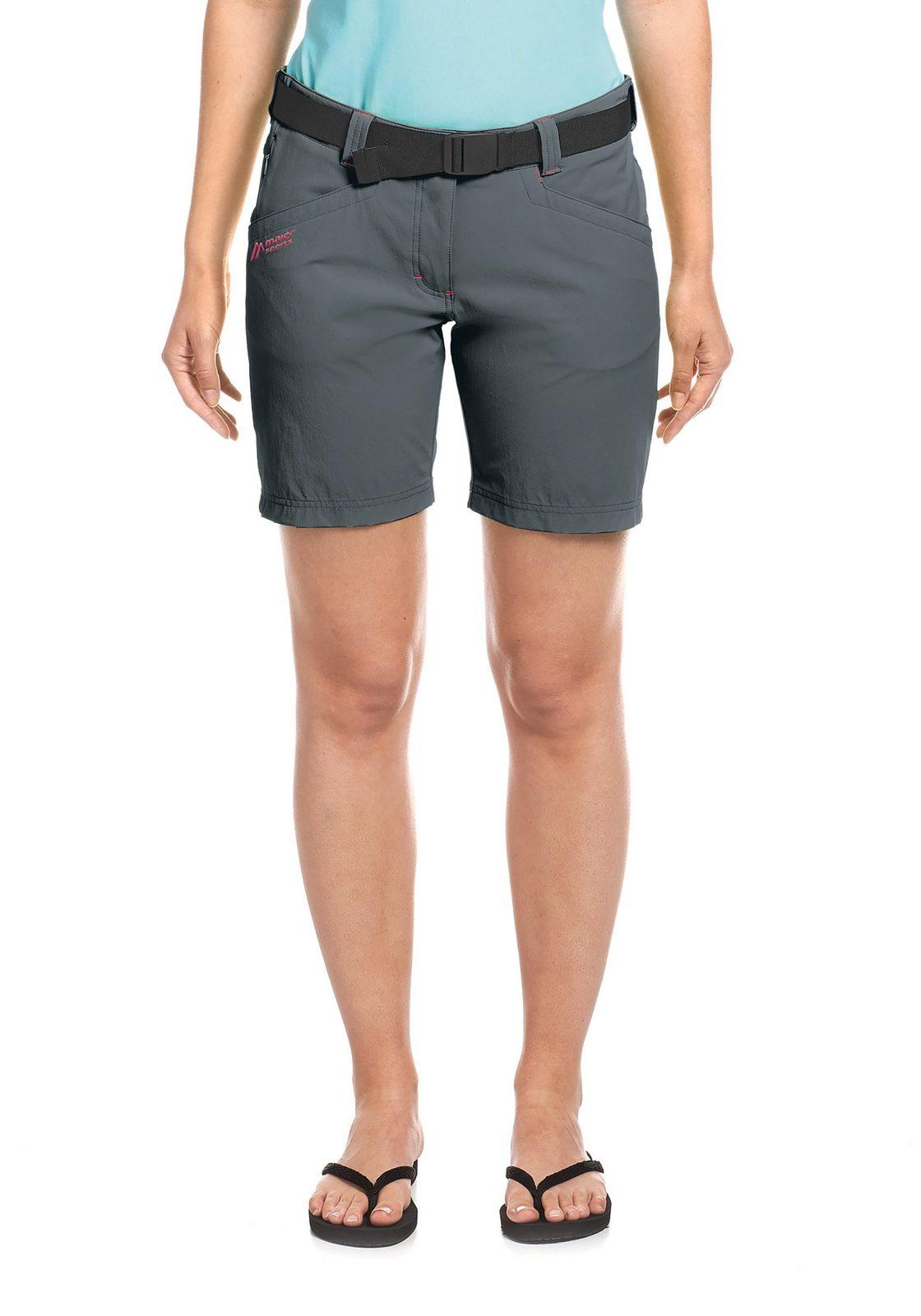 Maier Sports Funktionsshorts »Lulaka Shorts«, aus bi-elastischem Material - broschei