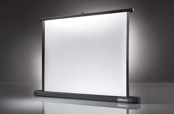 Celexon Leinwände »Tischleinwand Professional Mini Screen 81 x 61cm«
