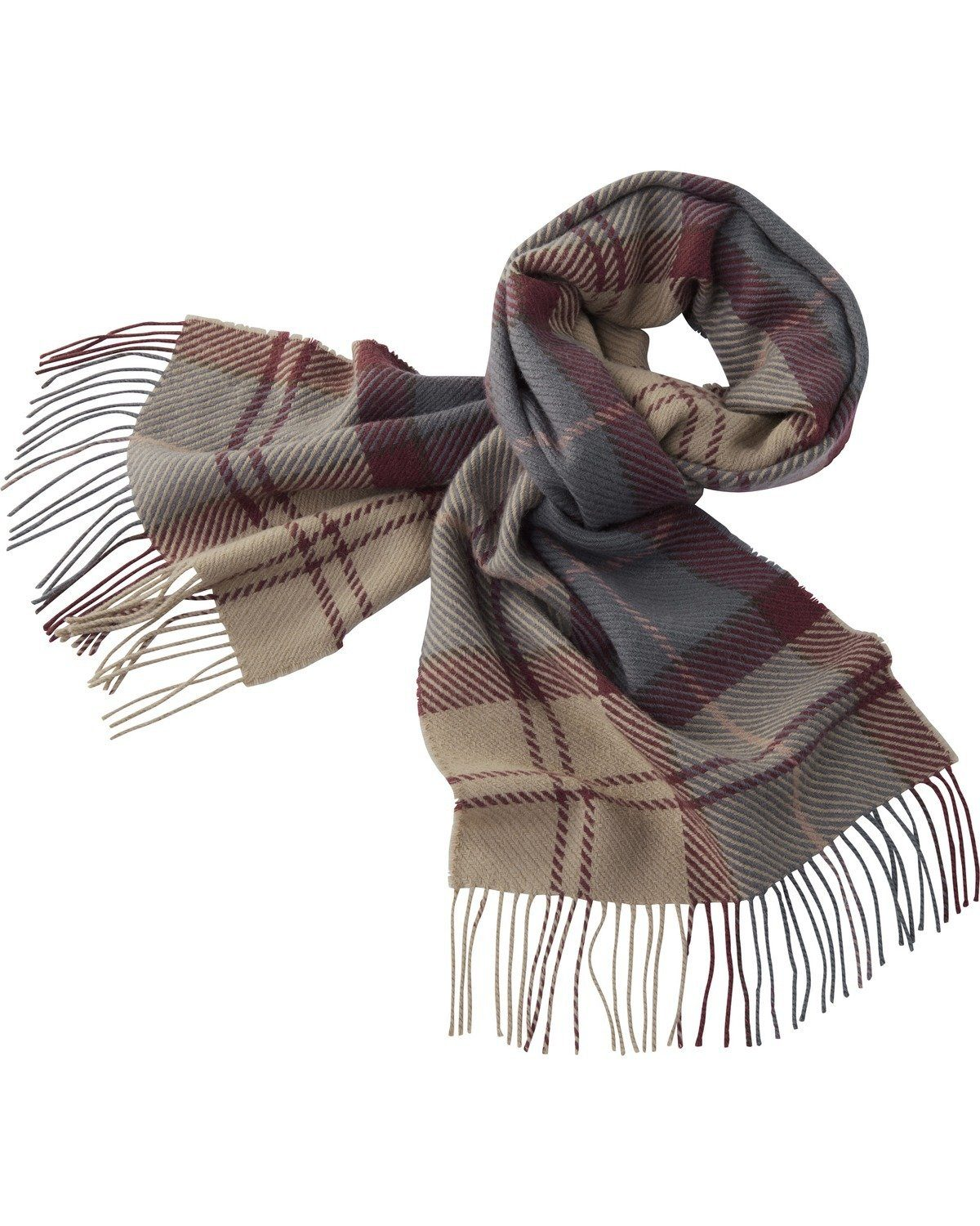 Barbour Karoschal Tartan Wrap