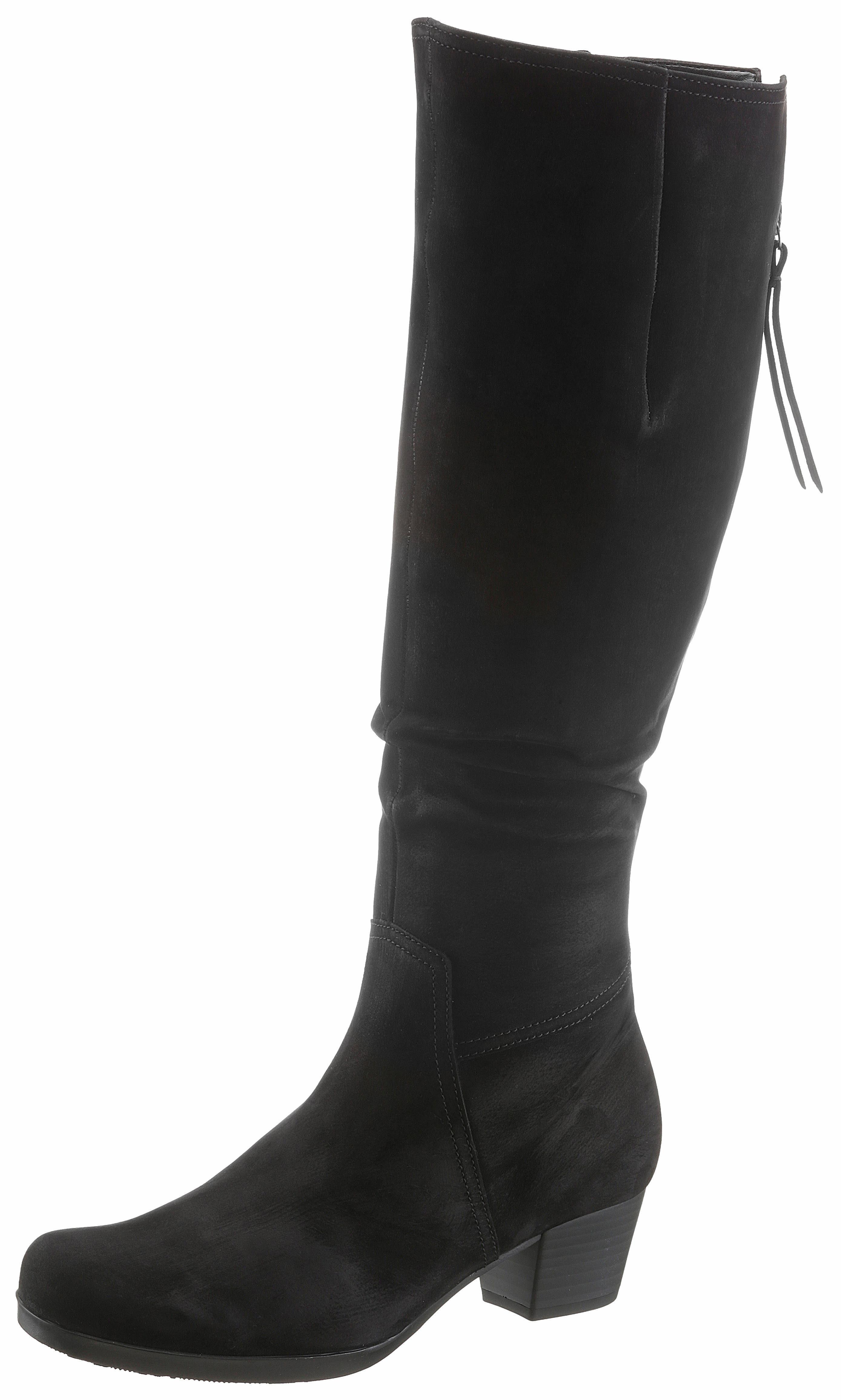 Stiefel Obermaterial Gabor In Schuhweite Als KaufenOtto GweitGefettetes Nubukleder Online kiTXwPZuO