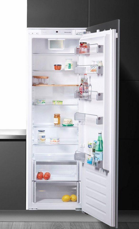 KitchenAid vollintegrierbarer Kühlschrank KCBNS 18602, Energieklasse ...