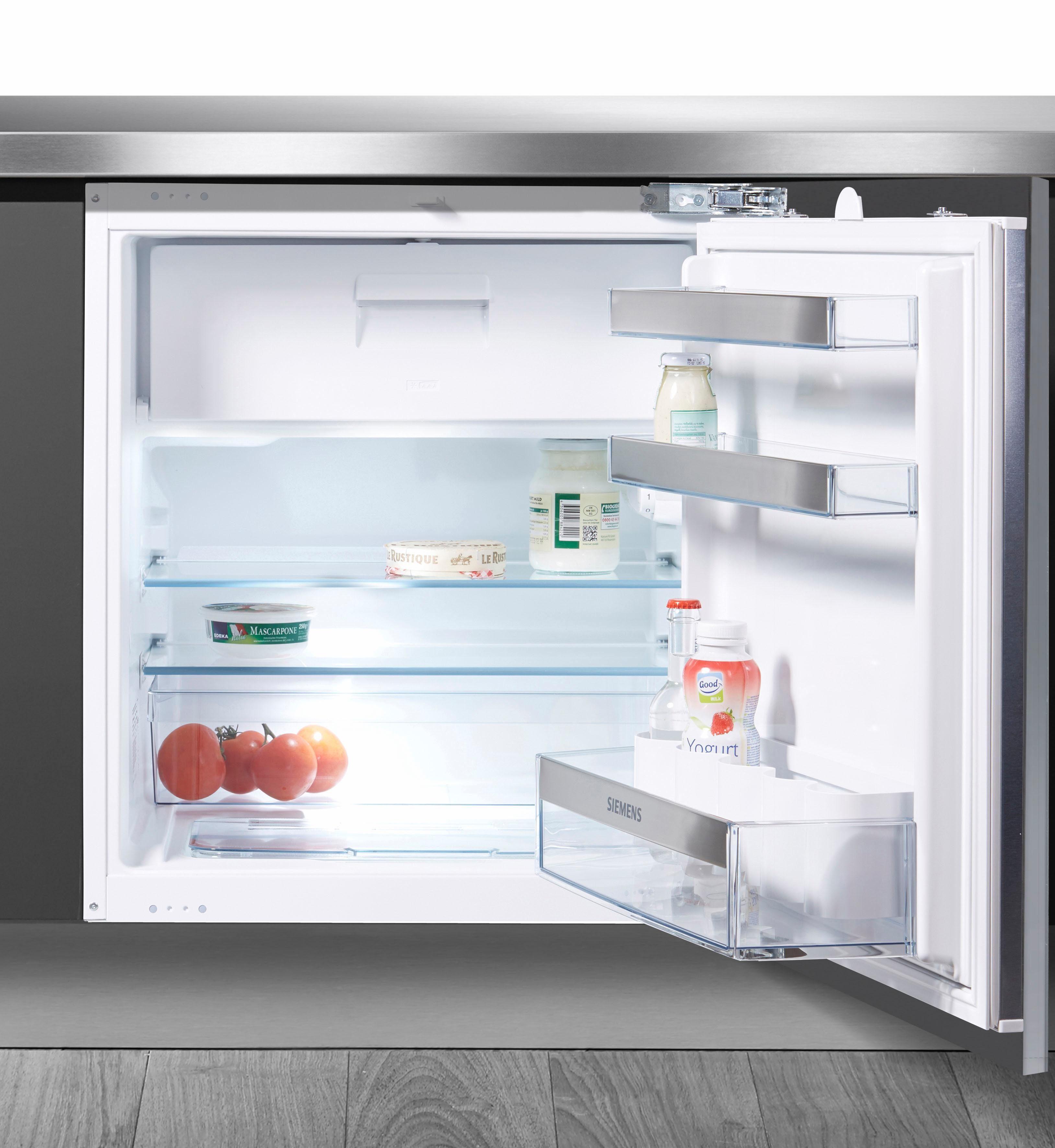 SIEMENS Einbaukühlschrank KU15LA65, 82,0 cm hoch, 59,8 cm breit, Energieklasse A++, 82 cm hoch, Unterbau