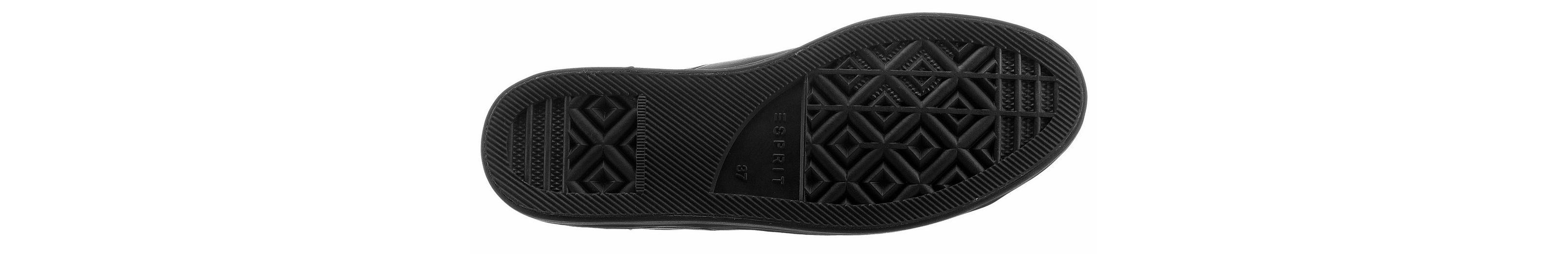 ESPRIT Sita Lace Up Sneaker, im Basic-Look