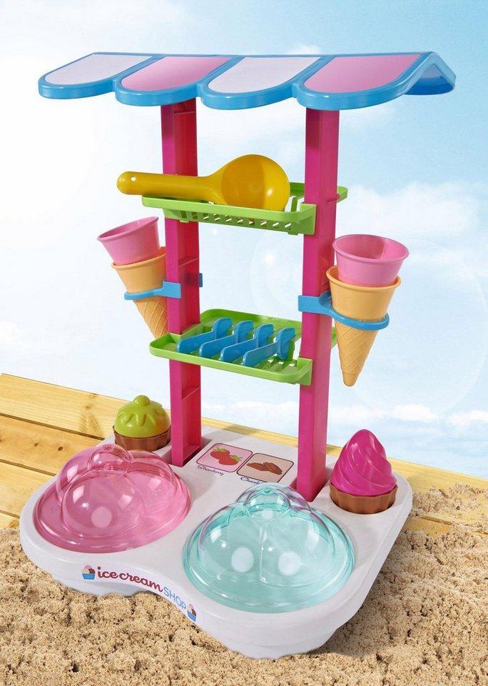 Simba Sandspielzeug,  Eisdiele  online kaufen