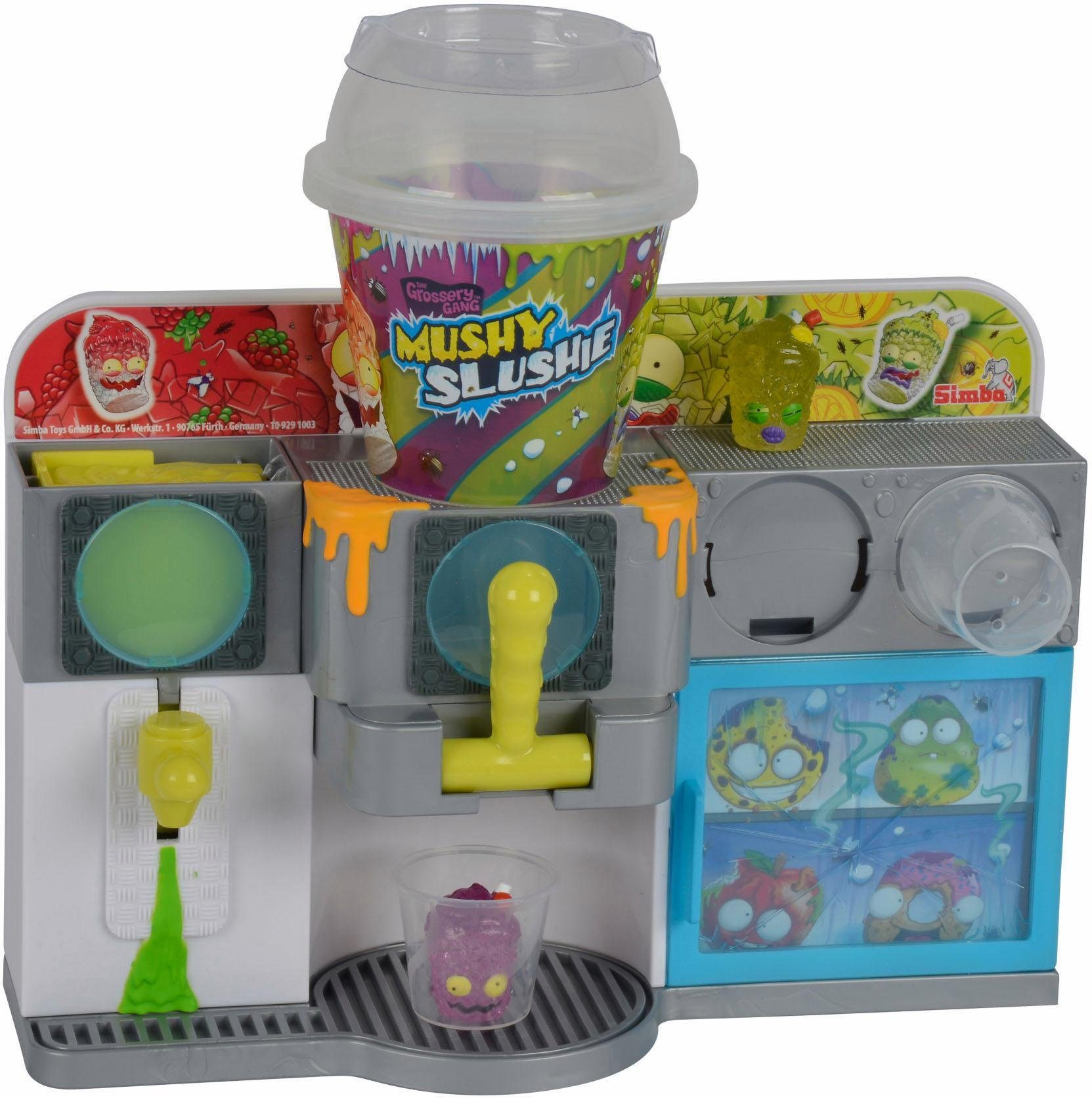 Simba Spielzeugmaschine, »The Grossery Gang, Slushie Machine«