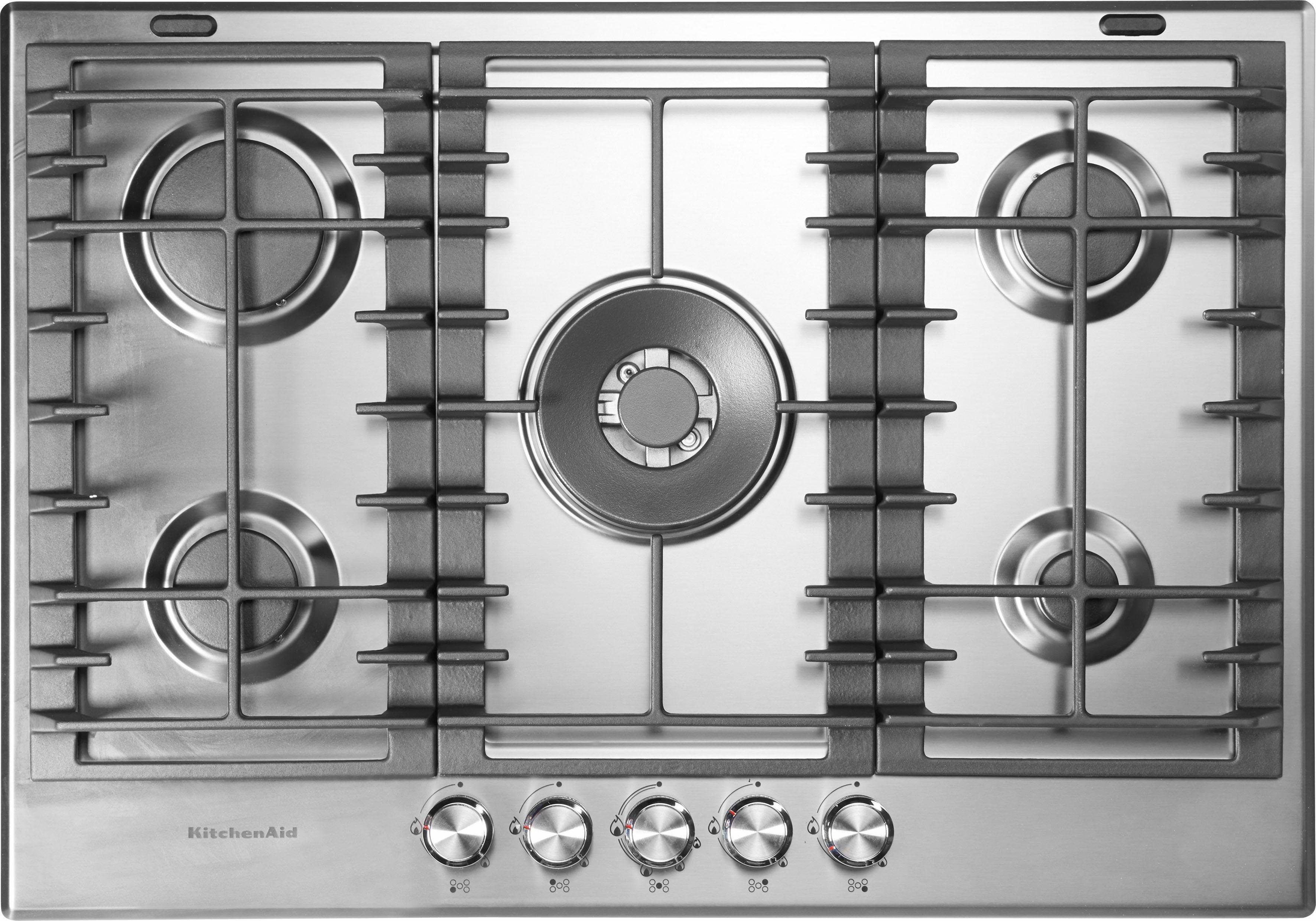 KitchenAid Gaskochfeld KHMP5 77510
