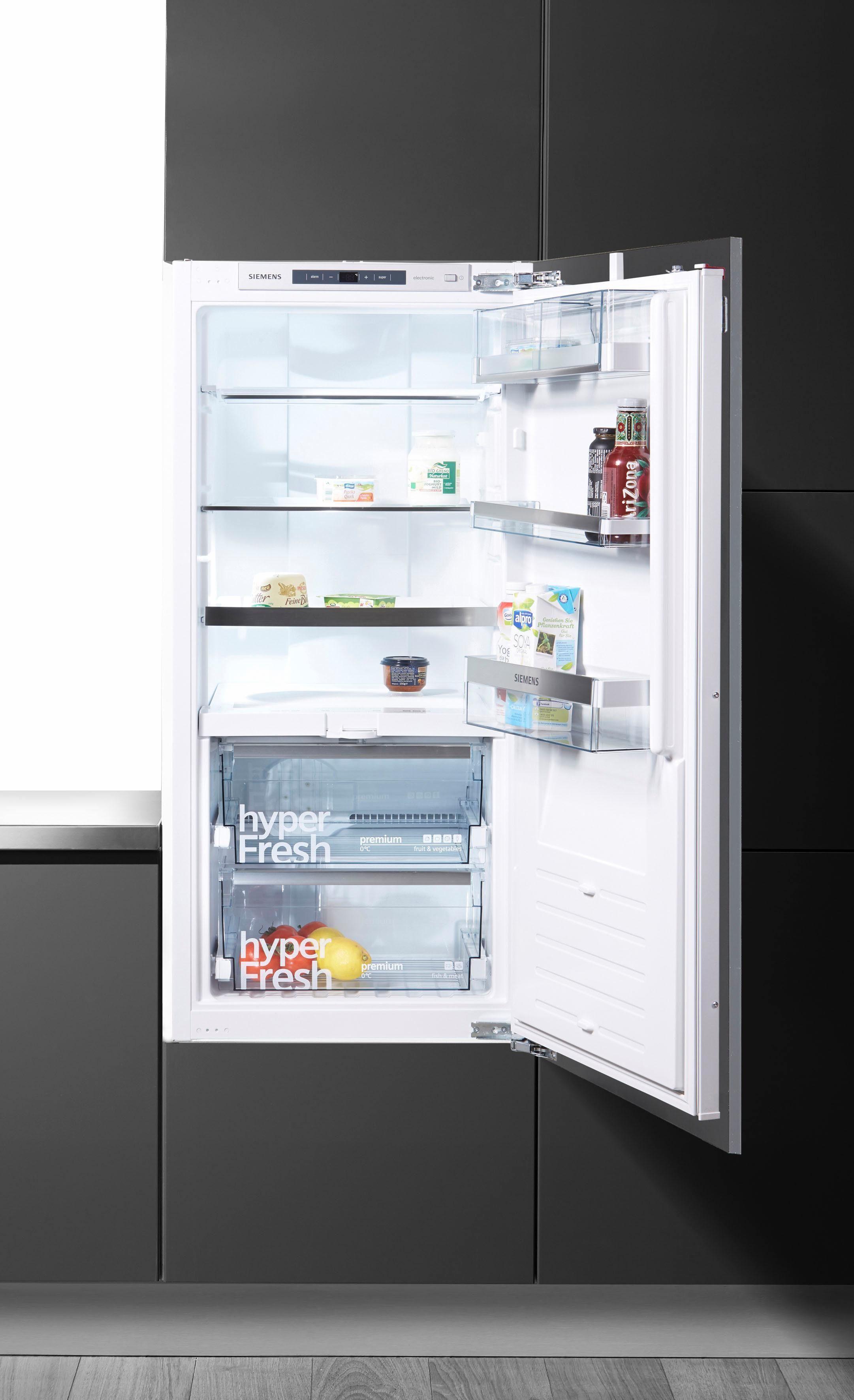 Siemens Einbau-Kühlautomat KI41FAD40, Energieklasse A+++, 122,1 cm hoch