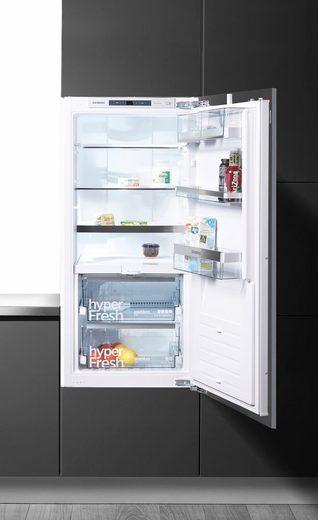 SIEMENS Einbaukühlschrank iQ700 KI41FAD40, 122,1 cm hoch, 55,8 cm breit, Energieklasse A+++, 122,1 cm hoch
