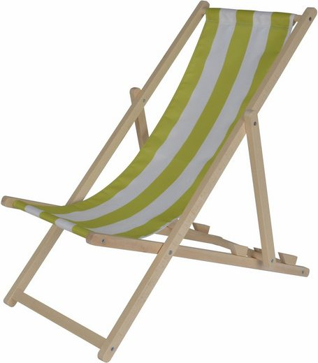 Eichhorn Stuhl »Eichhorn Outdoor, Kindersonnenliege« für Kinder