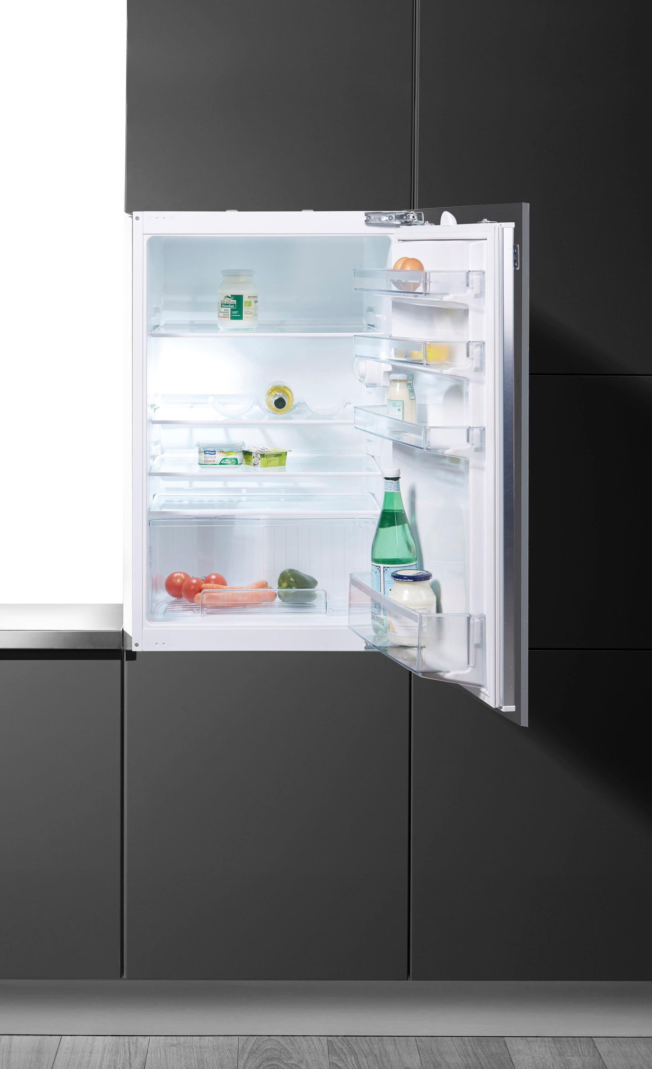SIEMENS Einbaukühlschrank KI18RV62, 87,4 cm hoch, 54,1 cm breit, Energieklasse A++, 87,4 cm hoch