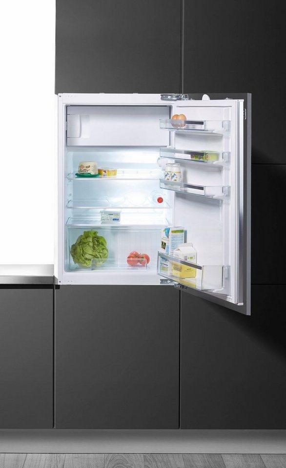 SIEMENS Einbaukühlschrank KI18LV52, 87,4 cm hoch, 54,1 cm ...