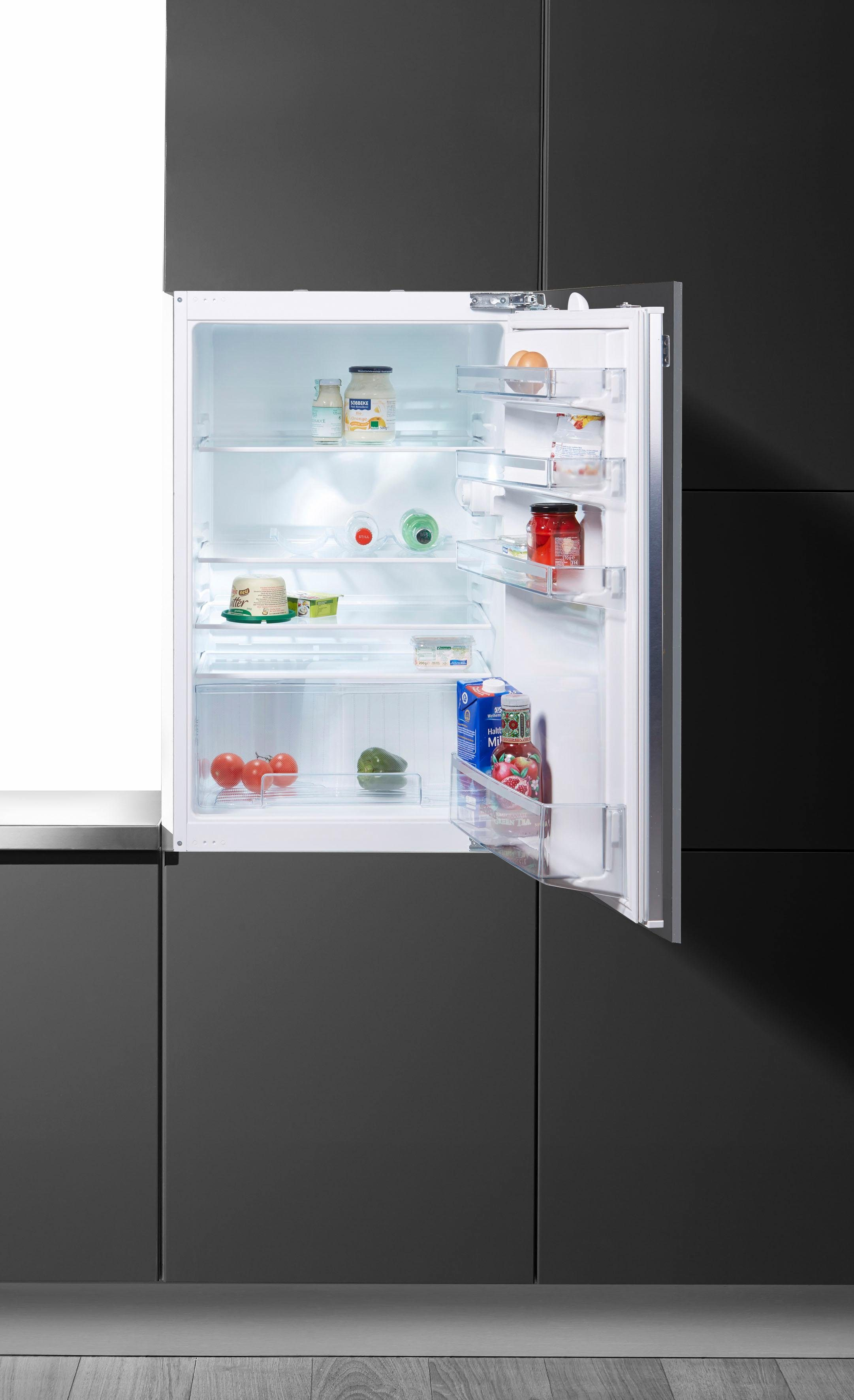 SIEMENS Einbaukühlschrank KI18RV52, 87,4 cm hoch, 54,1 cm breit, Energieklasse A+, 87,4 cm hoch