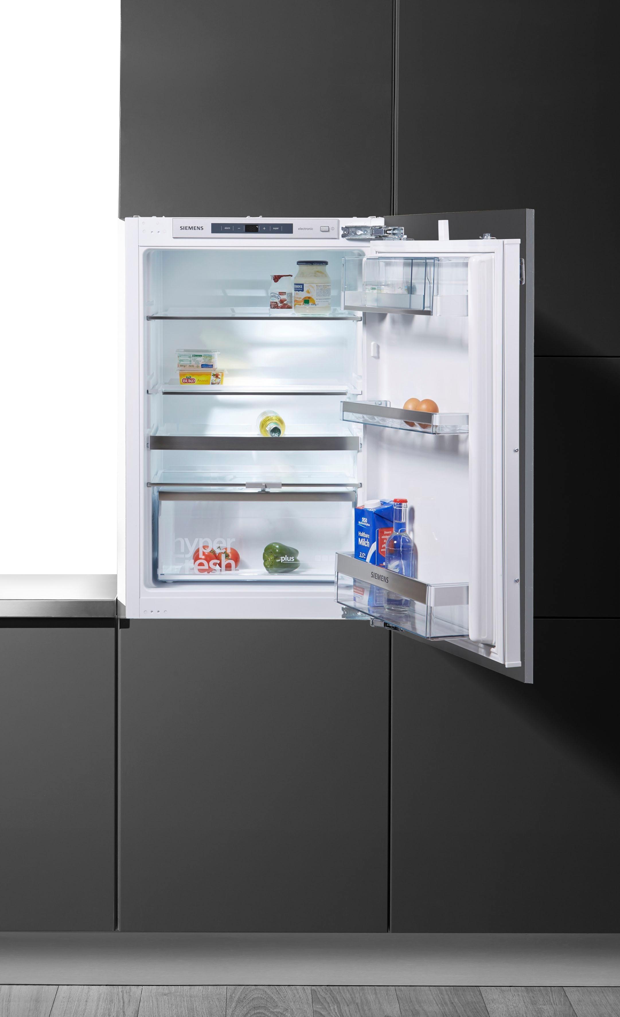 Einbaukühlschrank KI21RAD40, 87,4 cm hoch, 55,8 cm breit, Energieklasse A+++, 87,4 cm hoch