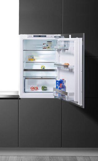 SIEMENS Einbaukühlschrank KI21RAD40, 87,4 cm hoch, 55,8 cm breit, Energieklasse A+++, 87,4 cm hoch