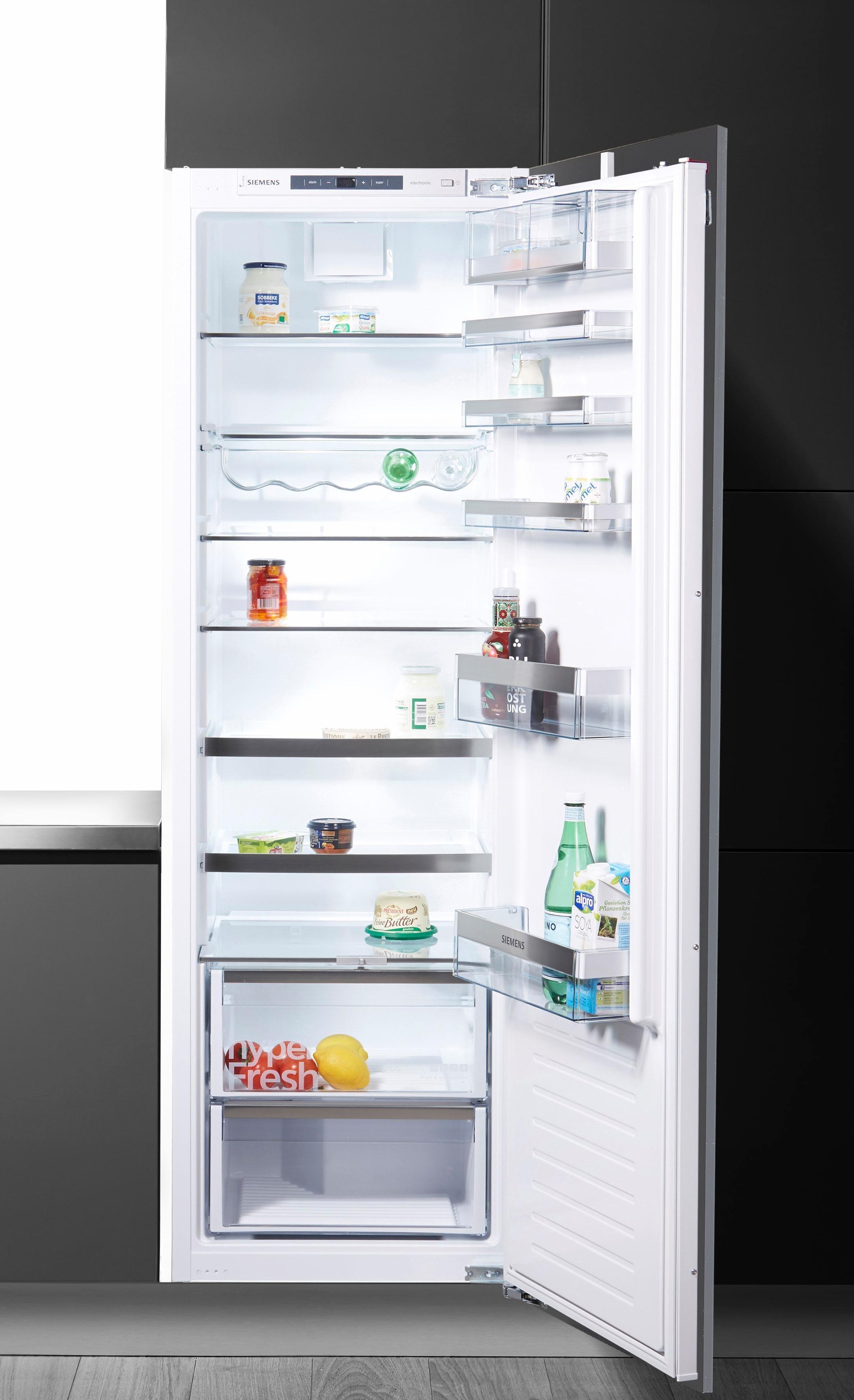 Einbaukühlschrank KI81RAD30, 177,2 cm hoch, 55,8 cm breit, Energieklasse A++, 177,2 cm hoch