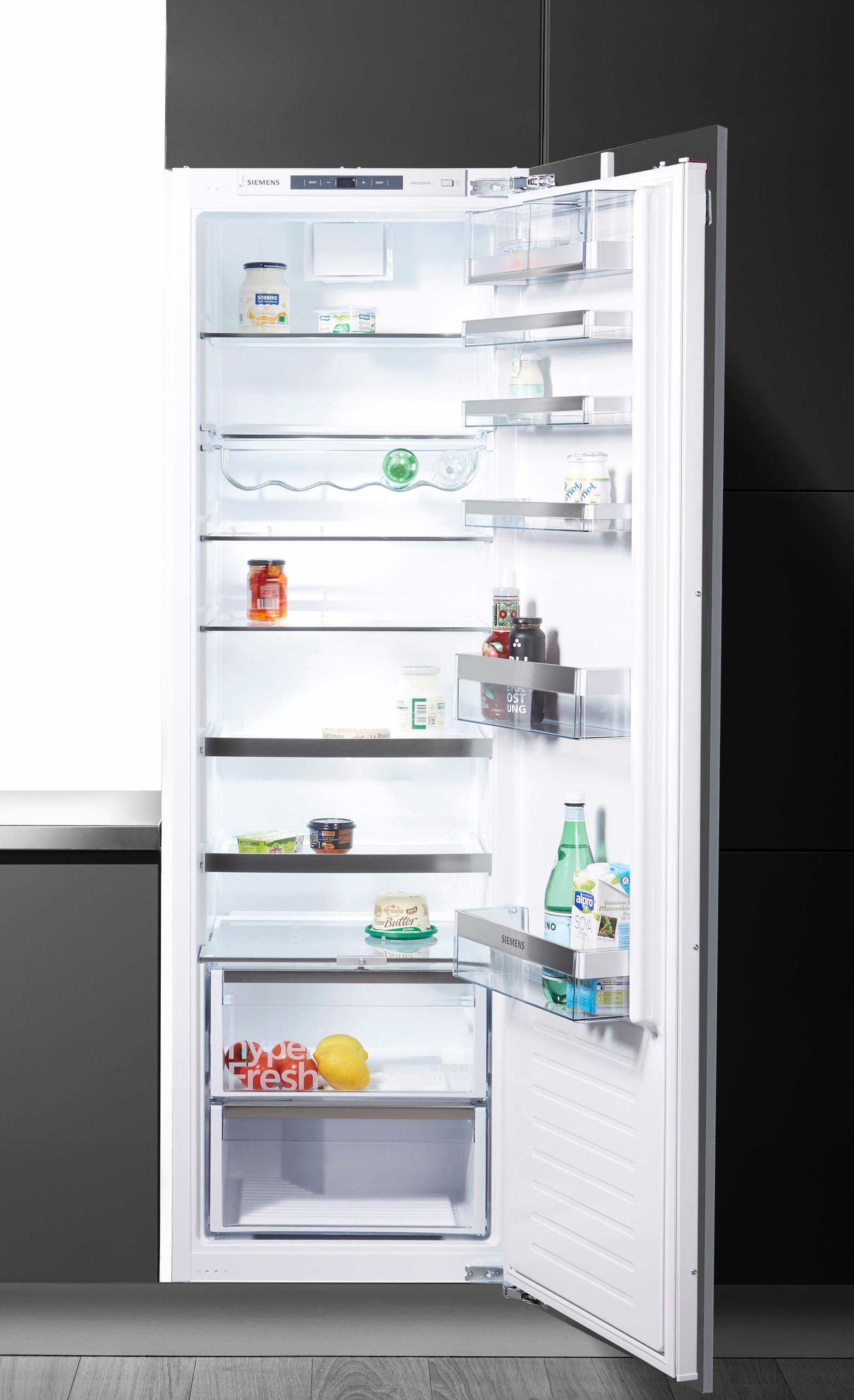 Siemens Einbau-Kühlautomat KI81RAD30, Energieklasse A++, 177,2 cm hoch
