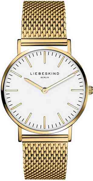 Liebeskind Berlin Quarzuhr »New Case, LT-0076-MQ«