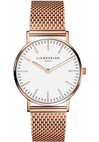 LIEBESKIND BERLIN Laikrodis »New Dėklas LT-0077-MQ«