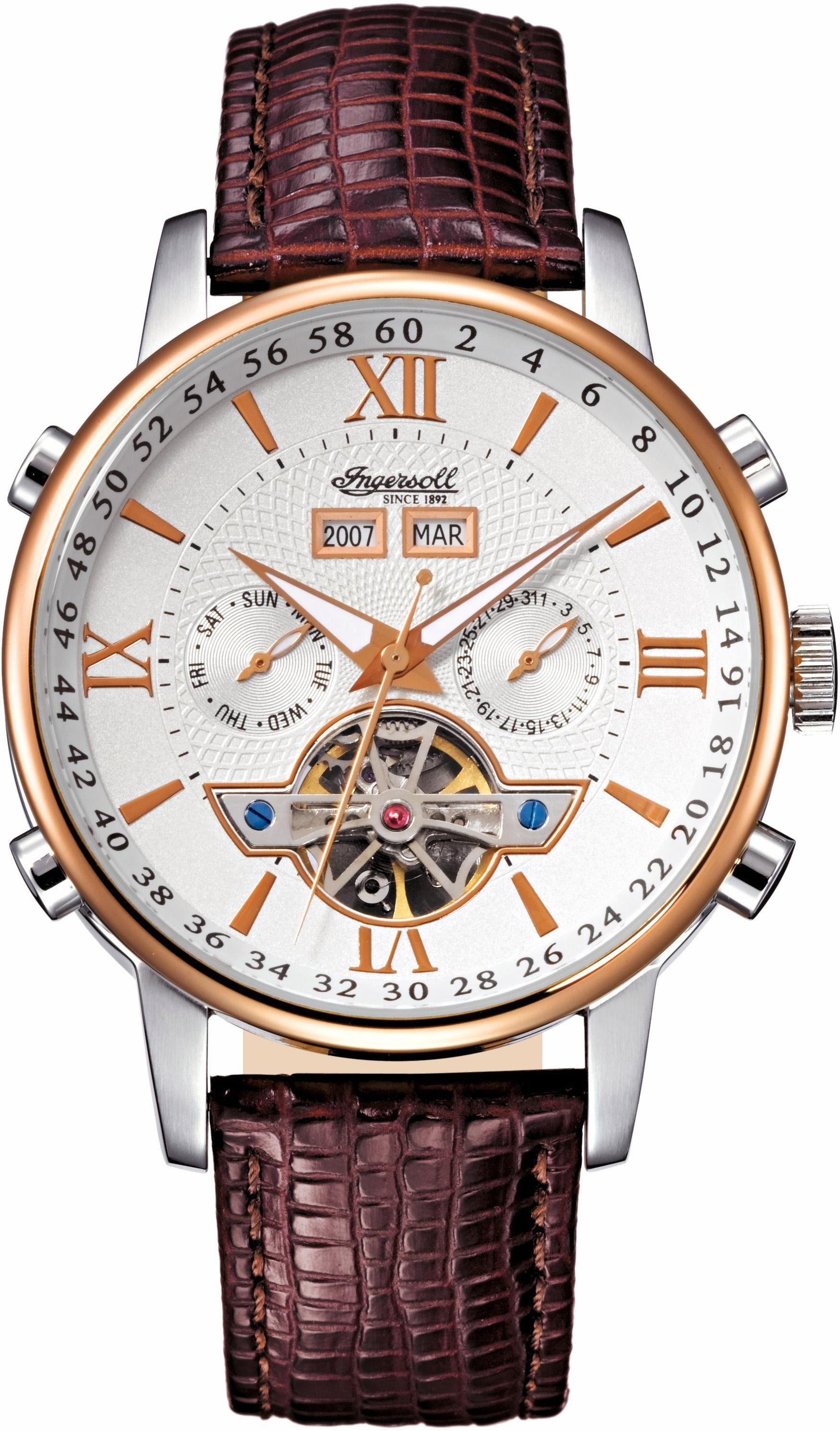 Ingersoll Automatikuhr »Grand Canyon 2, IN4503RWH«