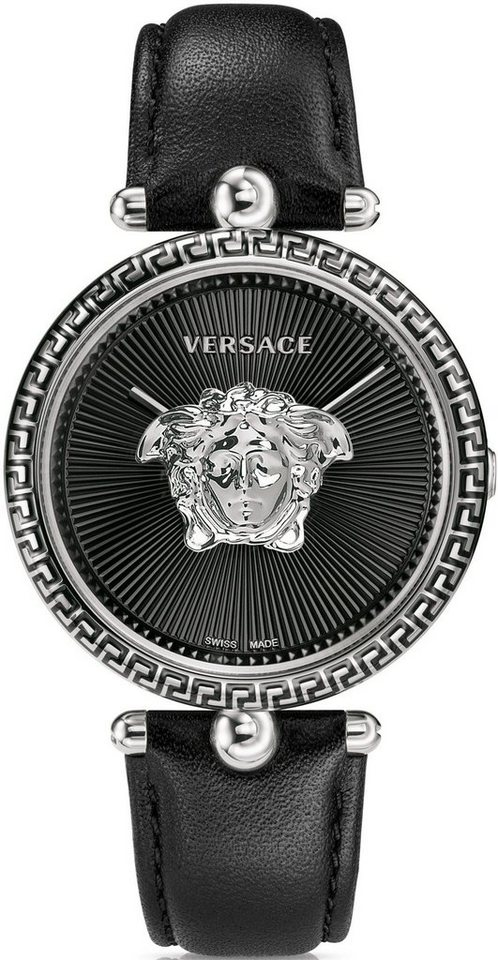 Versace Schweizer Uhr »PALAZZO, VCO060017« | Uhren > Schweizer Uhren | Schwarz | Versace