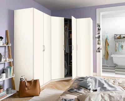 Kleiderschrank weiß hochglanz mit spiegel  Kleiderschrank online kaufen » Schlafzimmerschrank | OTTO