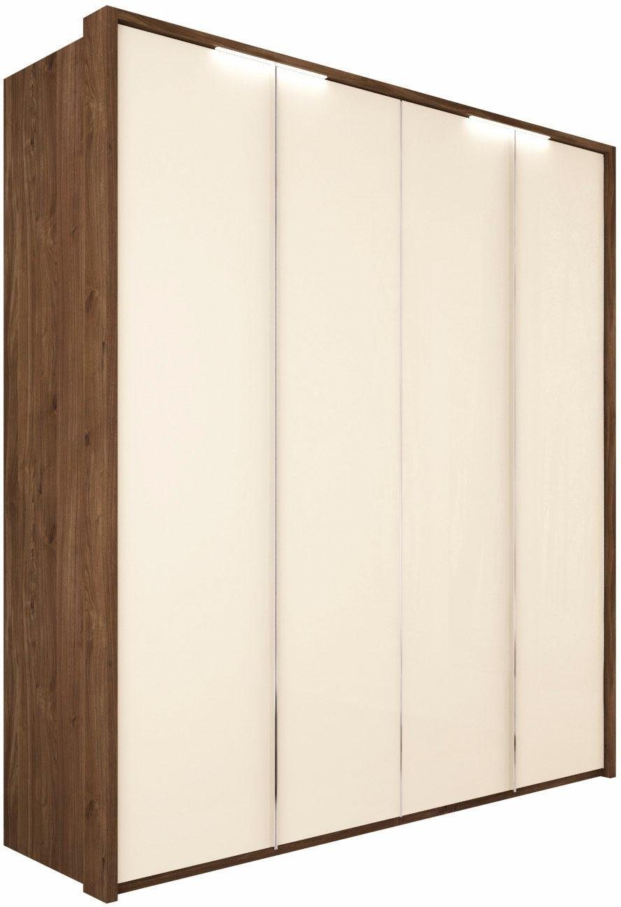 nolte® Möbel Drehtürenschrank »Marcato 1A und 1C« Fronten wahlweise in Glas oder Holzdekor | Schlafzimmer > Kleiderschränke > Drehtürenschränke | Abs - Metall | nolte® Möbel