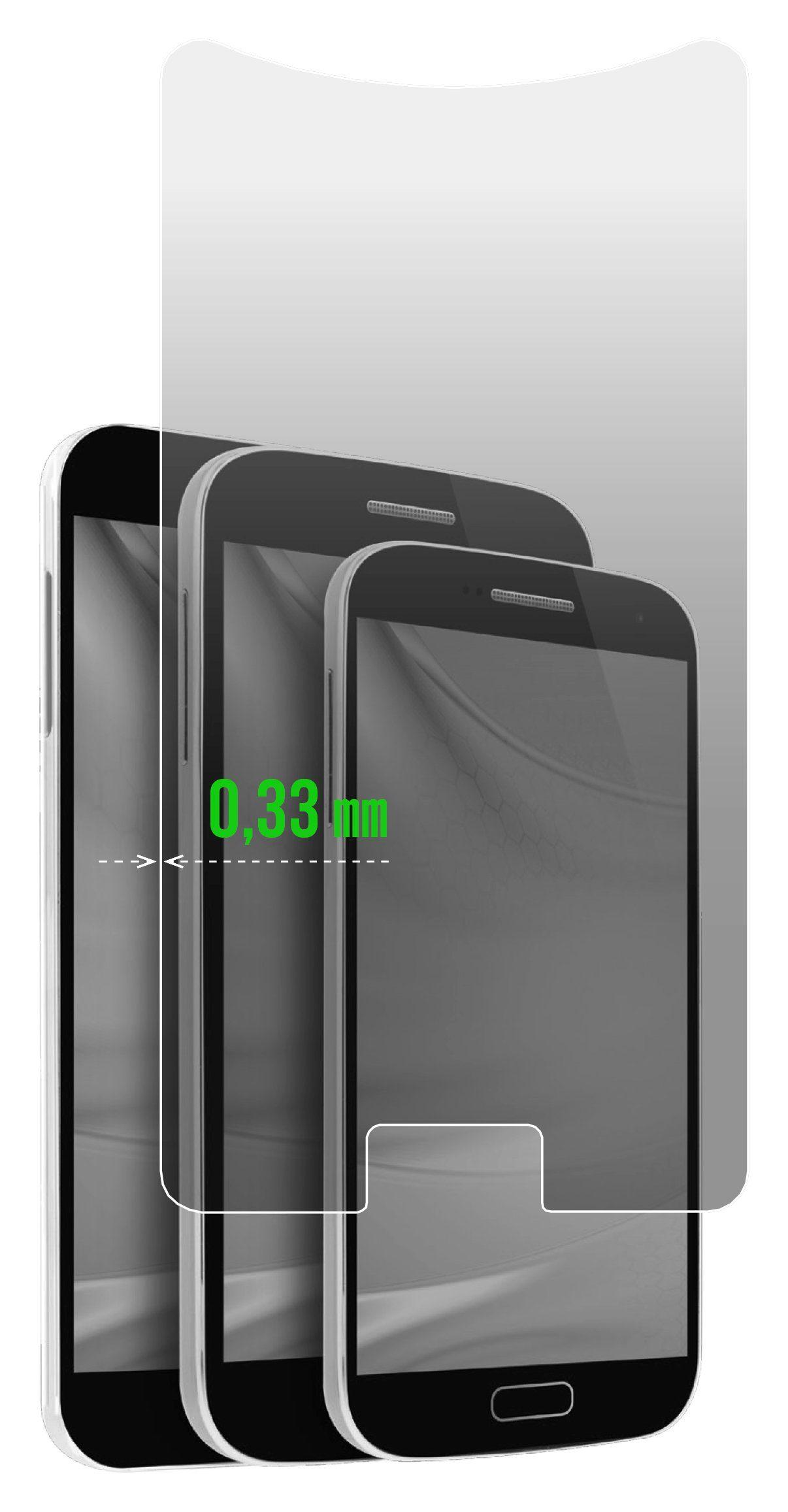 Scutes Deluxe GSM - Zubehör »Schutzglas - Uni 4,7 -4,9«