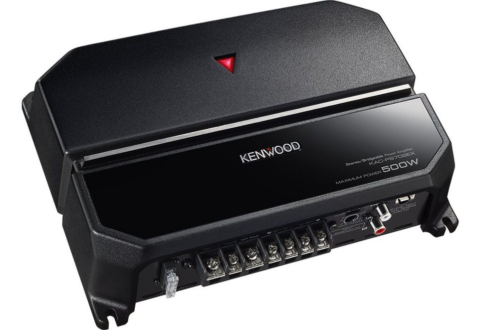 kenwood car hifi performance stereo verst rker mit hi res. Black Bedroom Furniture Sets. Home Design Ideas