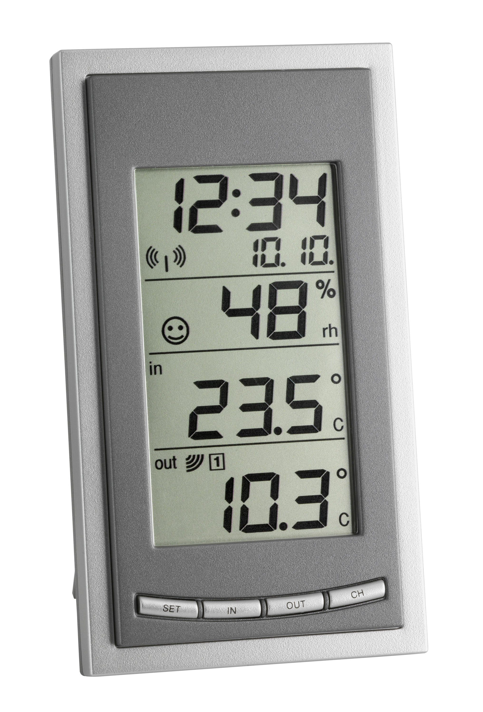 TFA Dostmann Funk-Thermometer »DIVA GO«