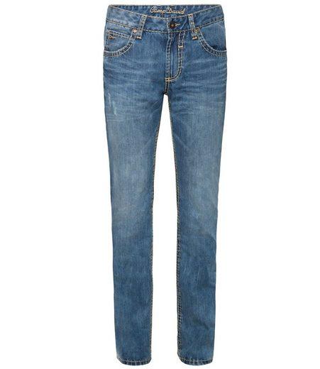 CAMP DAVID Bootcut-Jeans