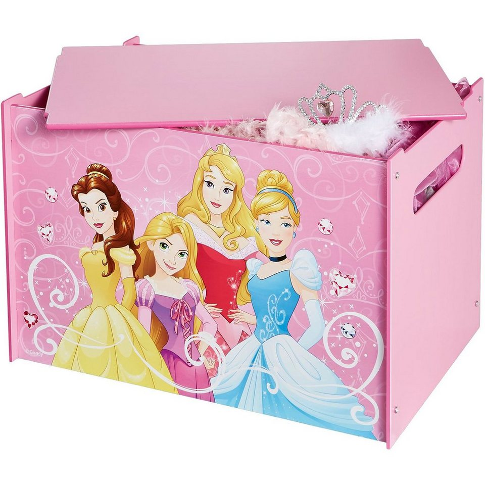 worlds apart spielzeug truhe disney princess otto. Black Bedroom Furniture Sets. Home Design Ideas