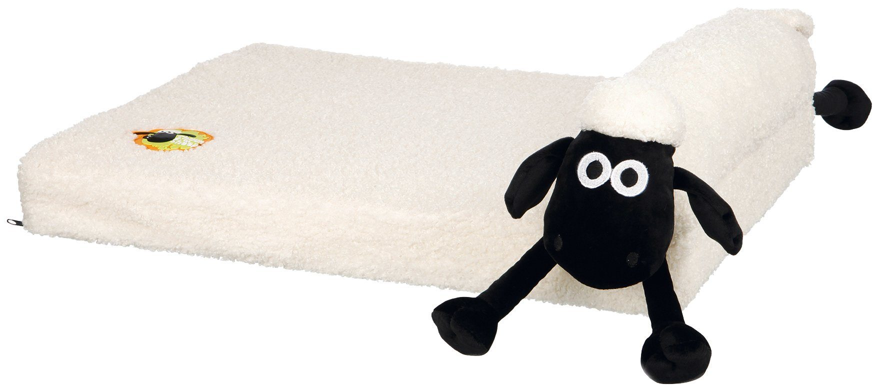 TRIXIE Hundesofa »Shaun das Schaf«, BxL: 80x55 cm
