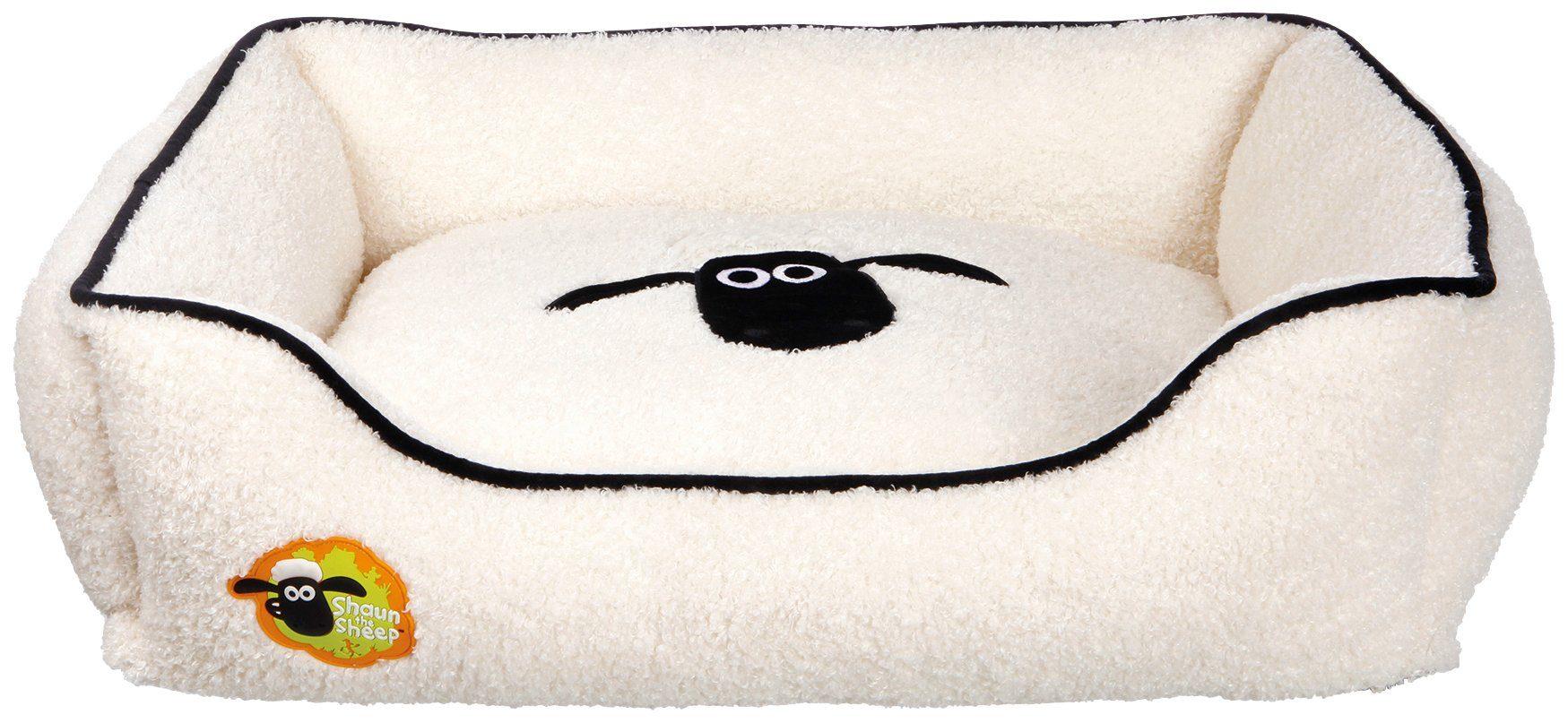 TRIXIE Hundebett »Shaun das Schaf«, BxL: 80x65 cm