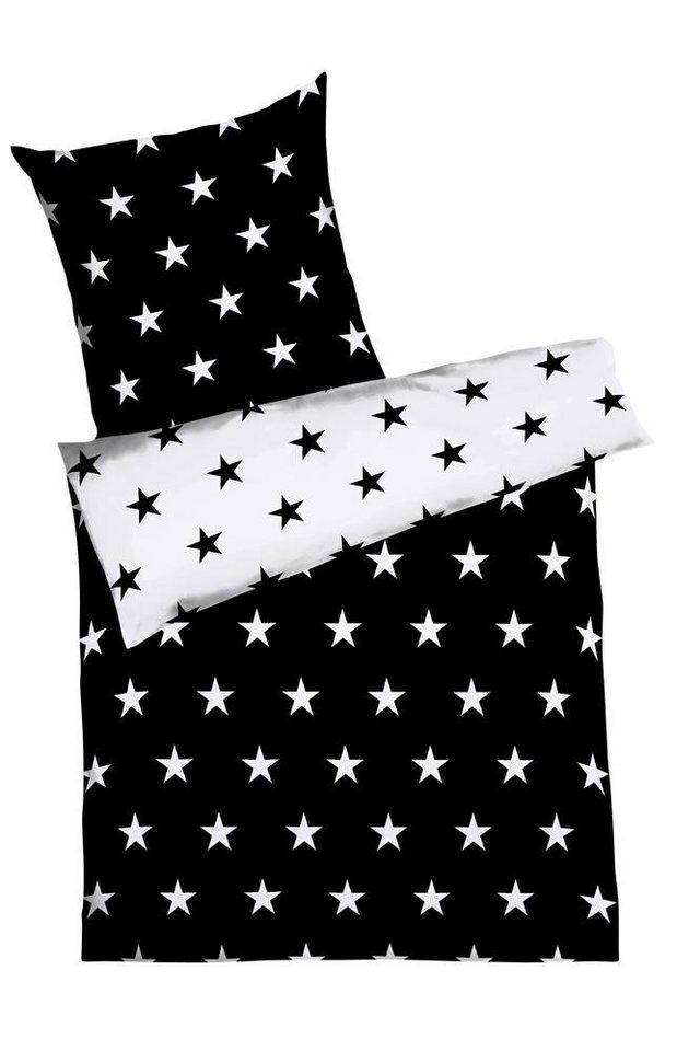 wendebettw sche kaeppel stars mit sternen otto. Black Bedroom Furniture Sets. Home Design Ideas