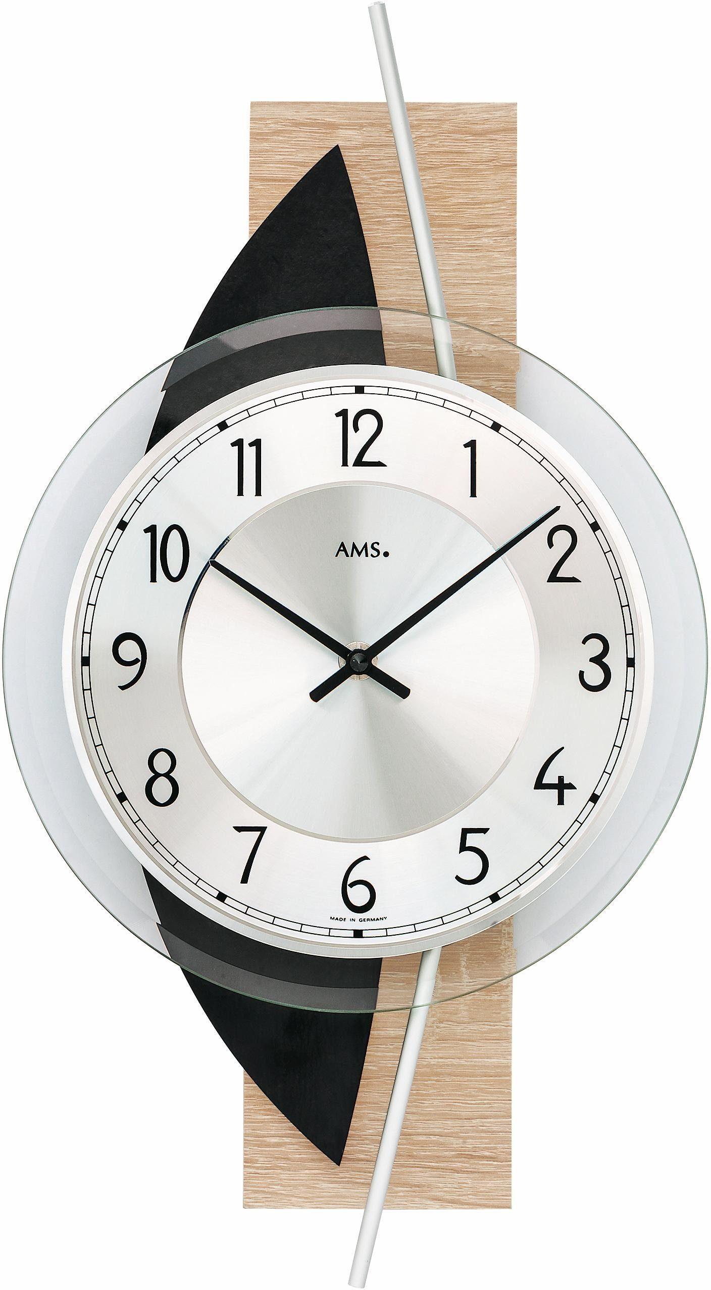 AMS Wanduhr, »W9551«
