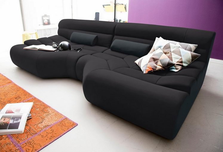 TRENDMANUFAKTUR Big-Sofa
