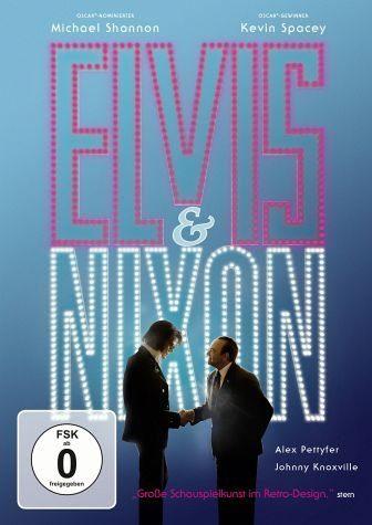 DVD »Elvis & Nixon«