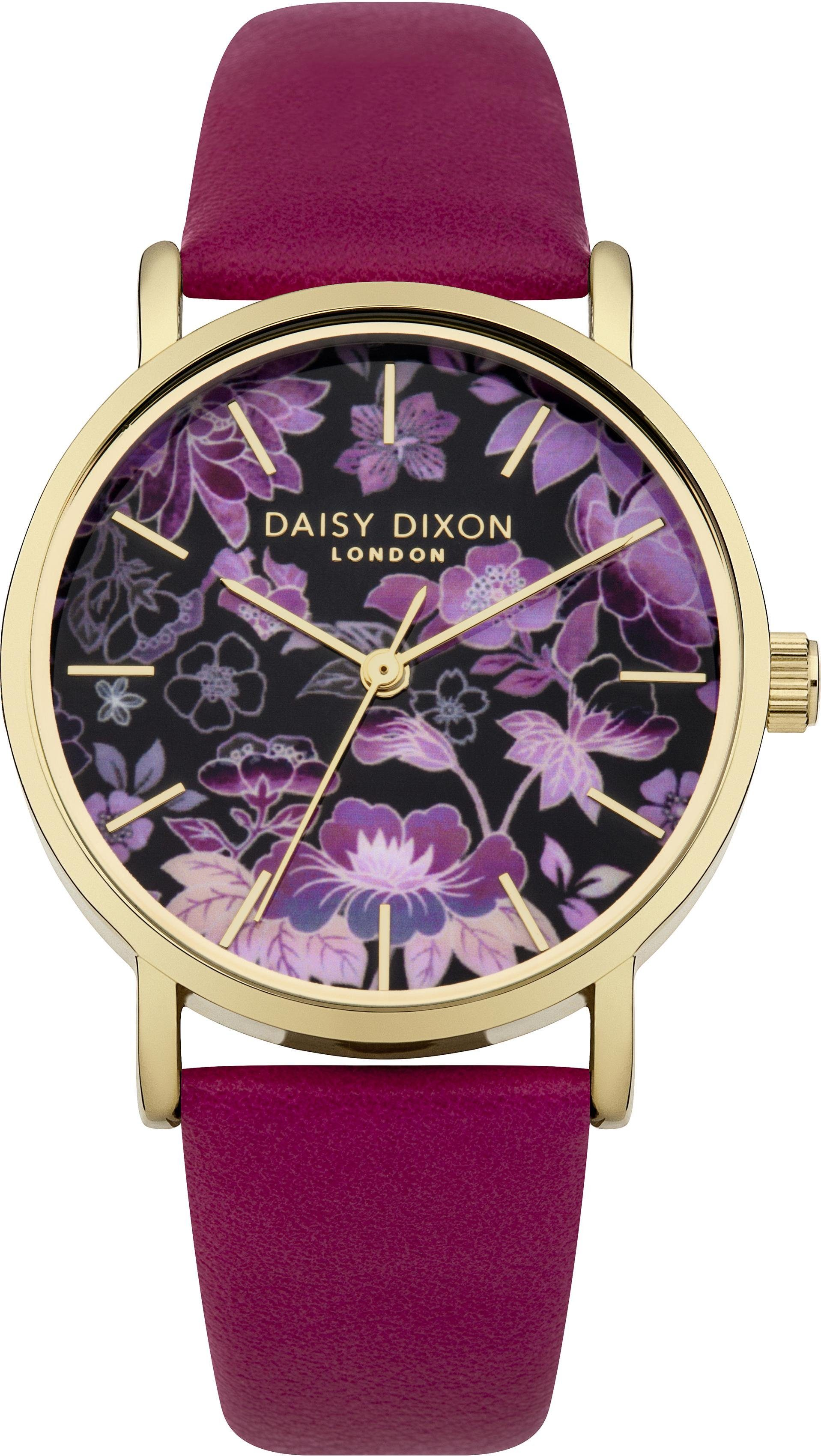 DAISY DIXON Quarzuhr »SCARLETT, DD037RG«