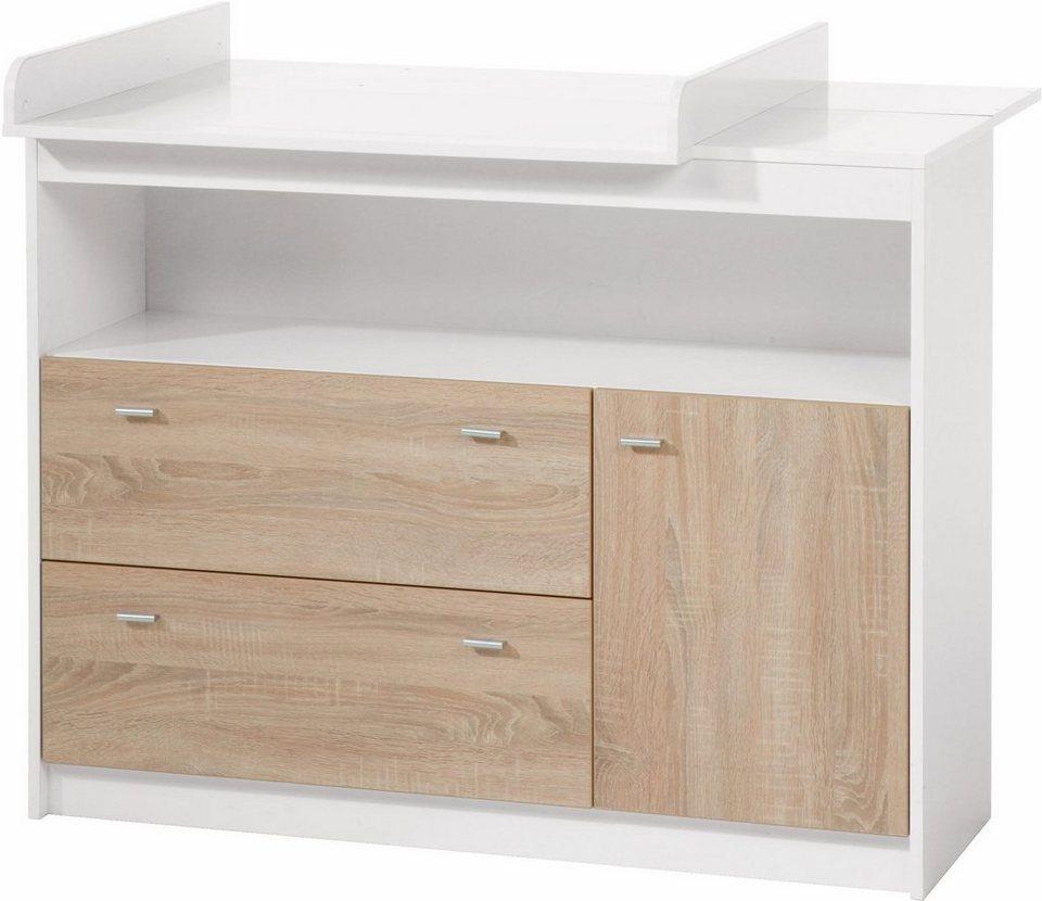 roba wickelkommode gabriella breit kaufen otto. Black Bedroom Furniture Sets. Home Design Ideas