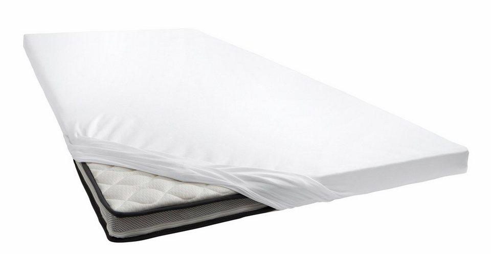 spannbettlaken elasthan feinjersey topper primera in feiner qualit t online kaufen otto. Black Bedroom Furniture Sets. Home Design Ideas