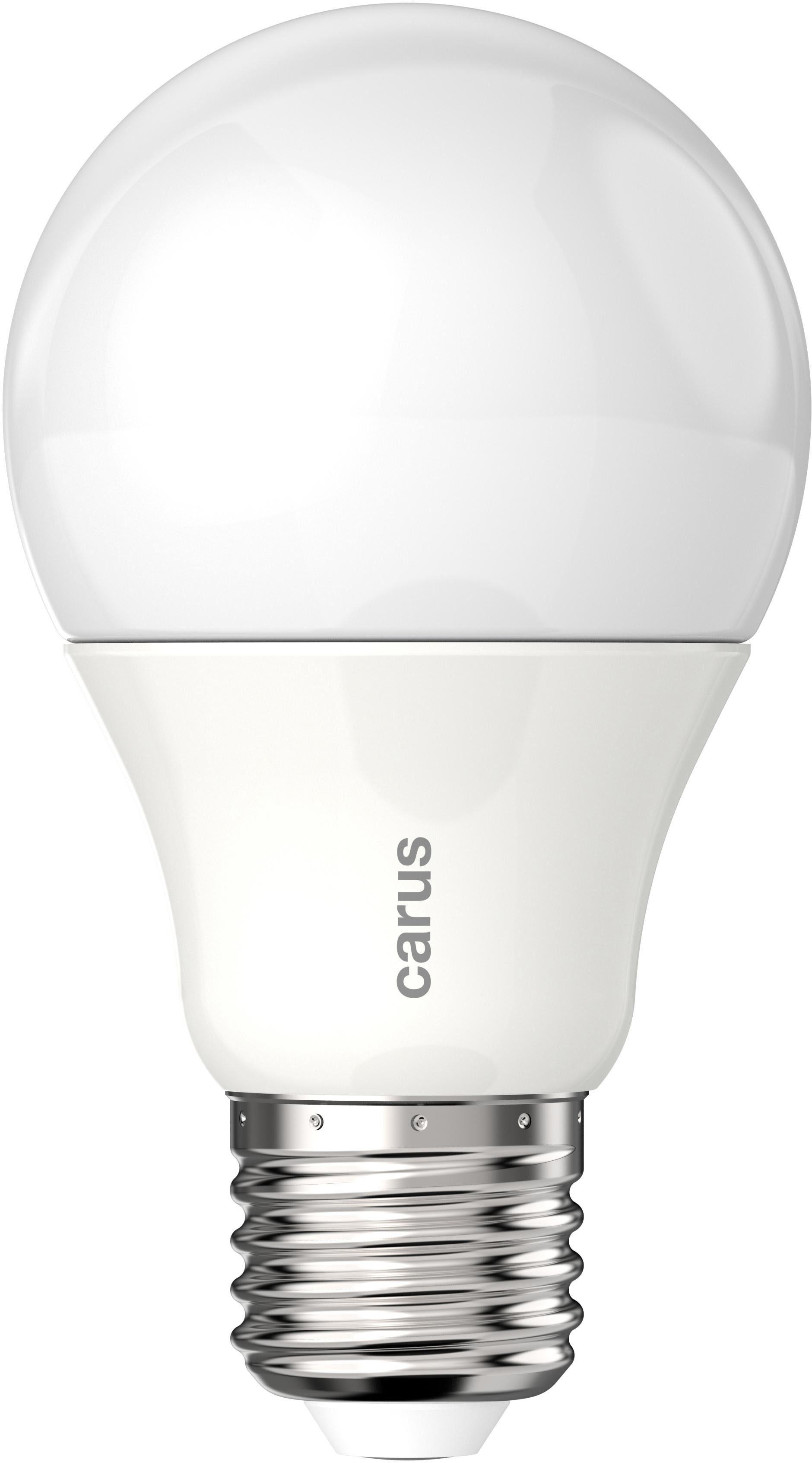 carus »Classic Dim 800« LED-Leuchtmittel, E27, 2 Stück, Warmweiß