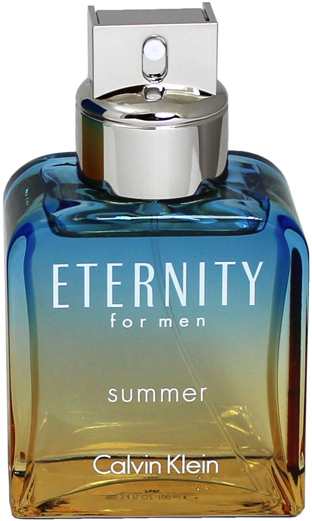 Calvin Klein Eau de Toilette »Eternity Man Summer«