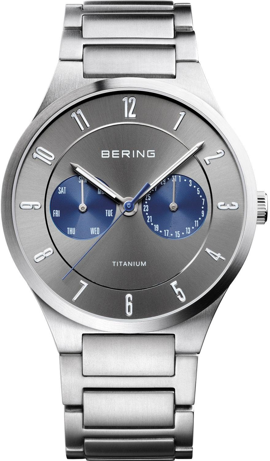Bering Multifunktionsuhr »11539-777«