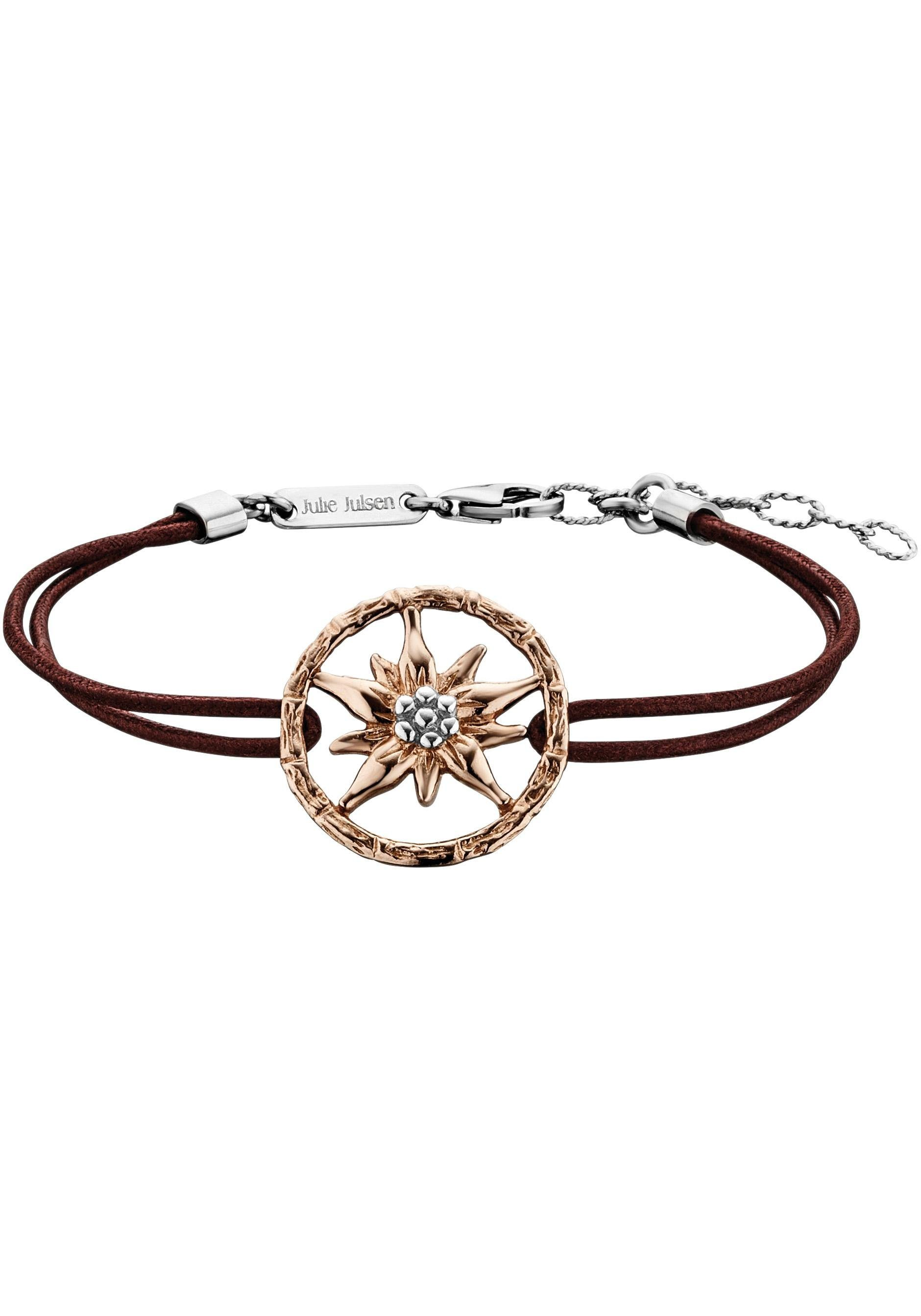 Julie Julsen Armband »Poems of Life COLLECTION, Edelweiss, JJBR10292.4«