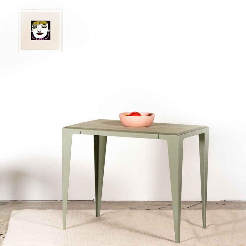 WYE Esstisch »Gueridon, chamfer, nachhaltiges Möbeldesign«
