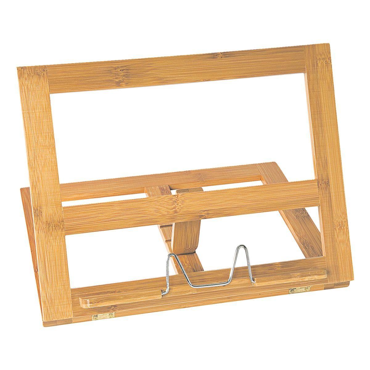 Wedo Bambus-Buchständer 4,7 cm hoch