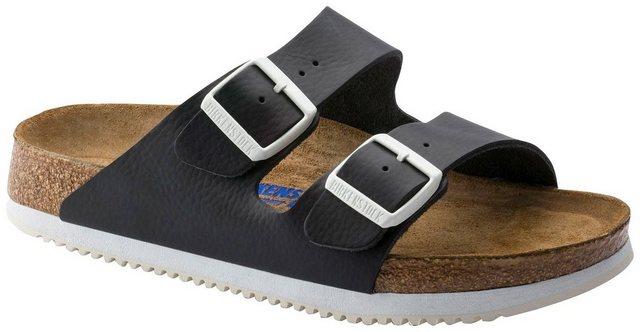 BIRKENSTOCK Sicherheitsschuh »Arizona SL«, aus Leder | Schuhe > Sicherheitsschuhe | Birkenstock